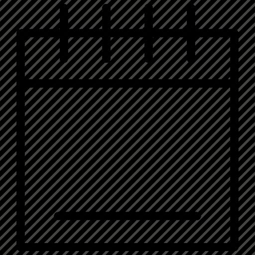 Calendar, calender icon - Download on Iconfinder