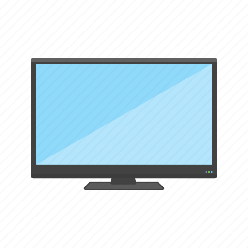 lcd, monitor, plasma, screen, television, tv, wall icon