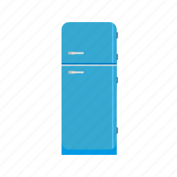 cold, door, freezer, fridge, handle, kitchen, refrigerator icon
