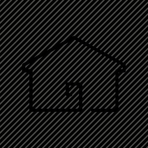 door, doorway, entrance, home, house, property, real estate icon