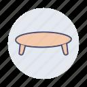 cross, desk, furniture, table