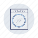equipment, household, laundry, machine, washing