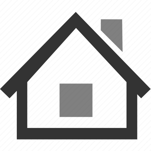 architecture, building, home, house icon