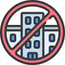 no, office, building, offices, real, estate, prohibited