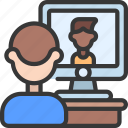 video, conference, videocall, facetime, meeting