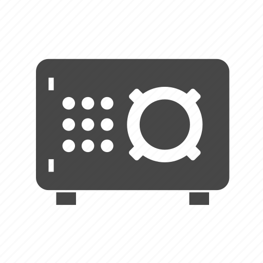 deposit, firebox, home, safe icon