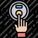 alarm, fire, emergency, detection, sensor