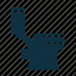 bathroom, hygiene, toilet, wc icon
