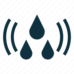 flooding, water icon