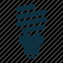 bulb, energy, energy saving, lamp icon