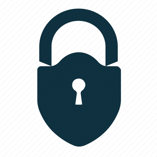 lock, private, protection, security icon