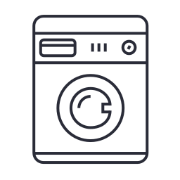 clean, laundry, machine, wash, washing icon