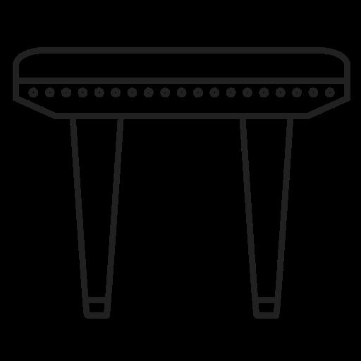 chair, furniture, interior, small icon
