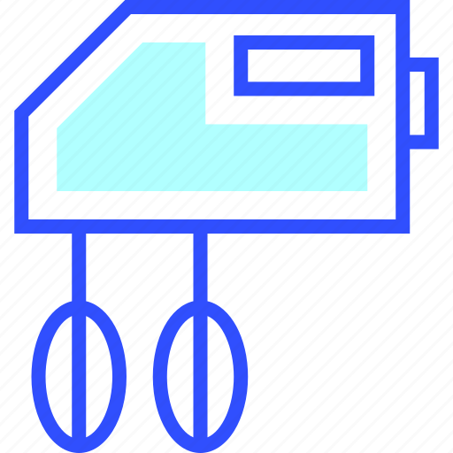 appliances, home, homeware, house, mixer icon