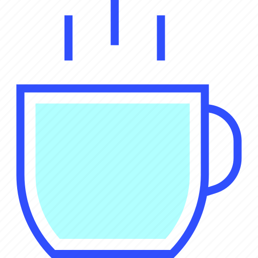 Home, mug, appliances, homeware, house icon