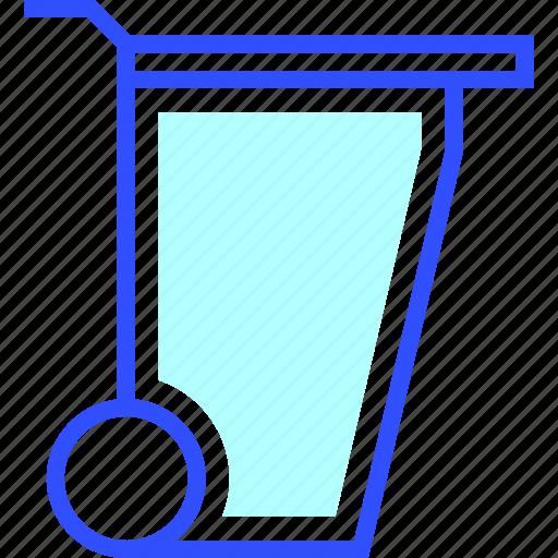 Home, appliances, garbage, homeware, house icon