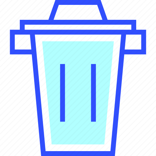 appliances, home, homeware, house, trash icon