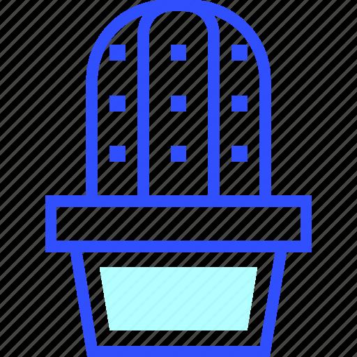 appliances, cactus, home, homeware, house icon