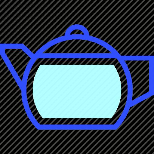 appliances, home, homeware, house, pot, tea icon
