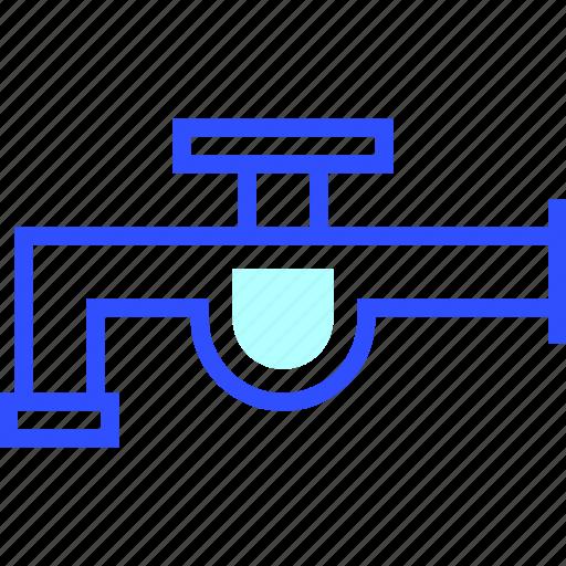 appliances, home, homeware, house, tap icon