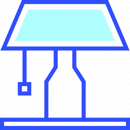 appliances, home, homeware, house, lamp icon