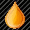 drip, drop, droplet, element, fuel, honey