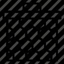 bee hexagon, comb container, hexagon, hexagon box, hexagon container, honeycomb icon