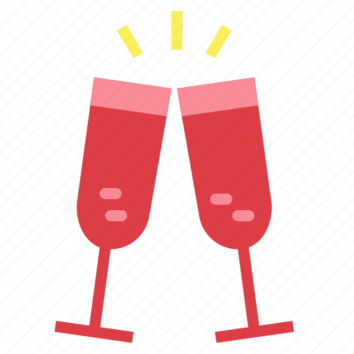 Celebration, champagne, cheers, drink icon - Download on Iconfinder