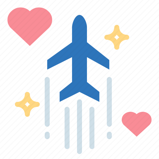 Airport, flight, plane, travel icon - Download on Iconfinder