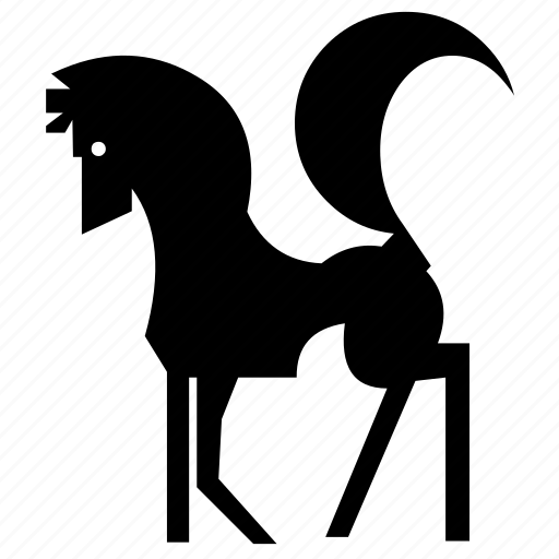creative, design, horse, mare, pony, race horse, stud icon
