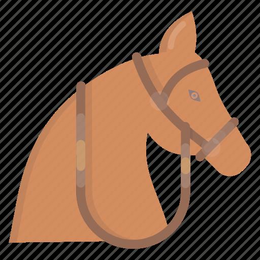 Animal, horse, riding, stallion icon - Download on Iconfinder