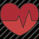heart, rate, pulse, ecg, healthy