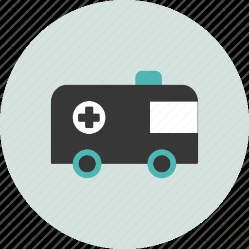 ambulance, emergency, health, hospital, medical, medicine, pharmacy icon