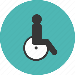 doctor, health, medical, medicine, patient, pharmacy, wheelchair icon