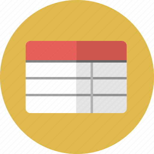 chart, medicine, shedule, sheet, table, timetable icon
