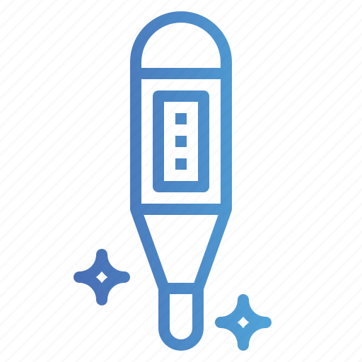degrees, medical, temperature, thermometer icon