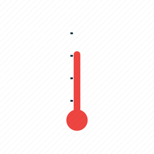 and, care, health, hospital, temperature, thermometer icon