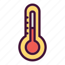 doctor, health, hospital, medical, medicine, sick, thermometer icon