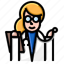 doctor, hospital, male, nurse, specialist, stethoscope, treatment icon