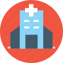 clinic, hospital, nursing home, pharmacy, sanatorium icon