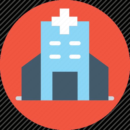 clinic, hospital, nursing home, pharmacy, sanatorium icon