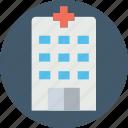 clinic, general hospital, hospital, nursing home, sanatorium