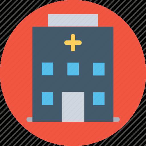 asylum, hospital, infirmary, nursing home, sanatorium icon