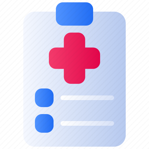 clinic, health, healthcare, hospital, medical, medicine, report icon