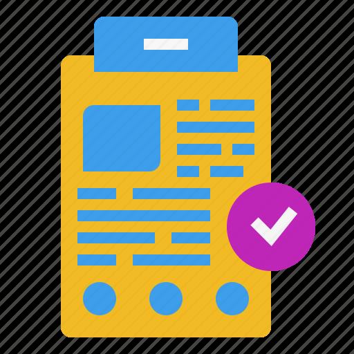 checkup, data, examination, information, medical, treatment icon