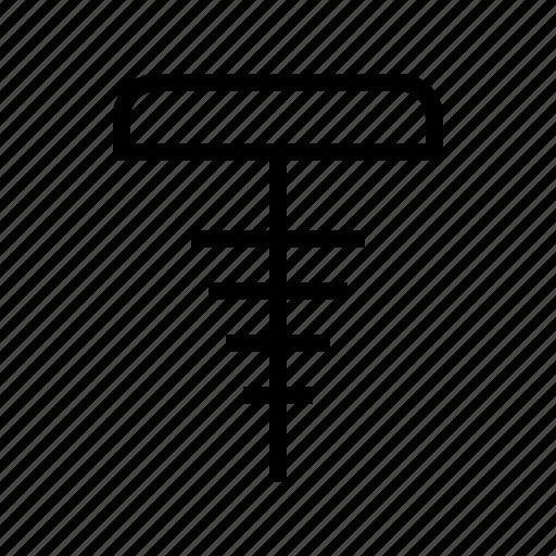 column, doctor, hospital, medical, medicine, spinal icon