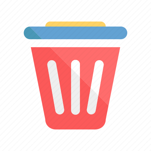 bin, garbage, recycle, recycle bin, recycling, trash, waste icon