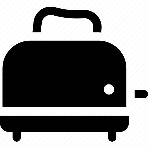 oven, toaster icon