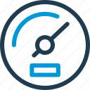 dashboard, data, host, hosting, info, information, server icon