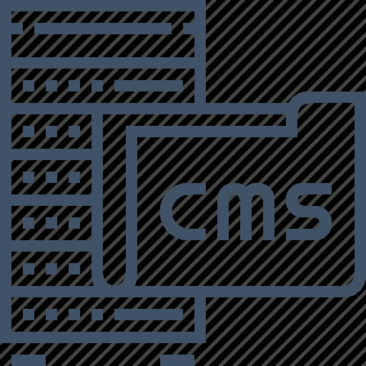 browser, cms, hosting, internet, online, seo, website icon
